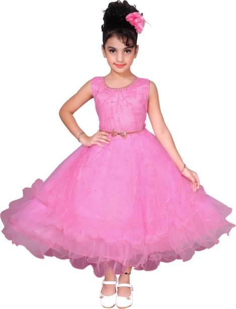 Flower girl dresses buy flower girl dresses online at best prices sky heights girls maxifull length party dress mightylinksfo