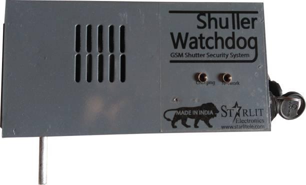 starlit electronics SHUTTER WATCHDOG GSM Shutter Security System GSM Shutter Security System 5 NUMBER CALLING & SMS SHUTTER WATCHDOG