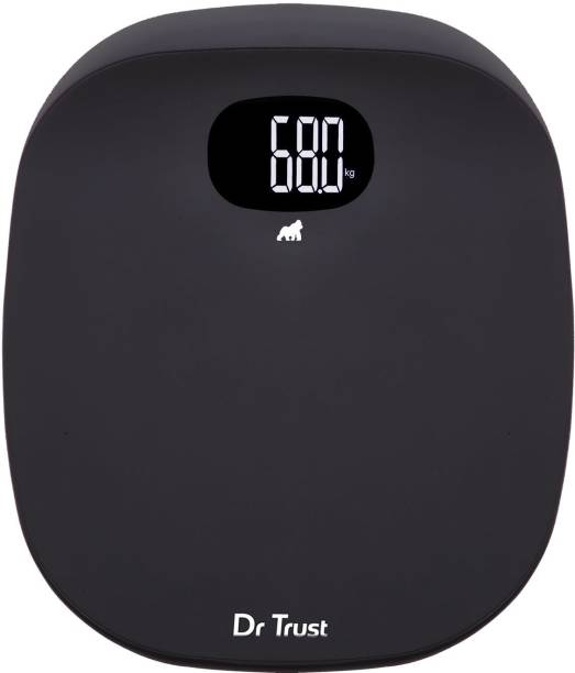 Dr. Trust (USA) ABS Absolute Digital Personal Weighing Scale Electronic Weight Machine For