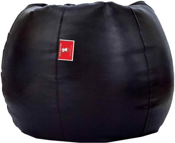 Comfy XXL Alcone Teardrop Bean Bag  With Bean Filling