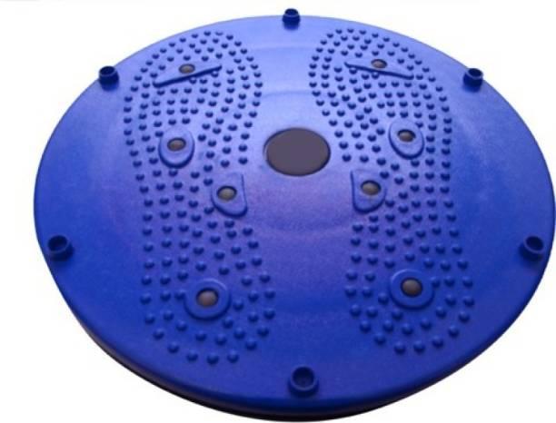 Manogyam Acupressure Twister (Pyramids n Magnets) Ab Exerciser