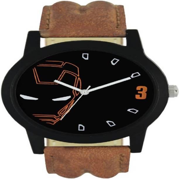 991c672d8 parekh enterprise new fancy leatherbelt watch for boys and men Watch - For  Men