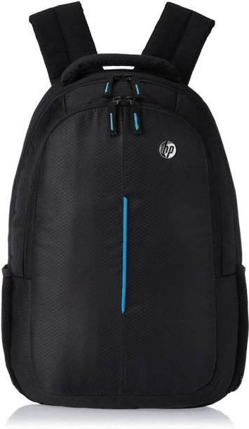 Hp 15 6 Inch Expandable Laptop Backpack Black 20 L