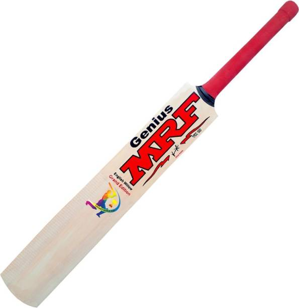 Mrf Genius Virat Kohli World Cup Education Poplar Willow Cricket Bat