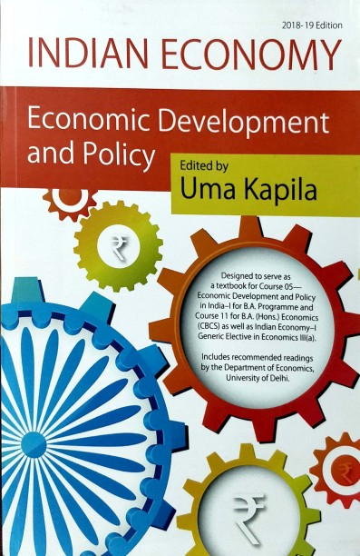 Performance pdf economy policies indian uma kapila and by