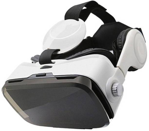 56cc0013c7d Piqancy 3D VR Headset Virtual Reality Box with Adjustable Lens and Strap  Compatible with All Smartphones