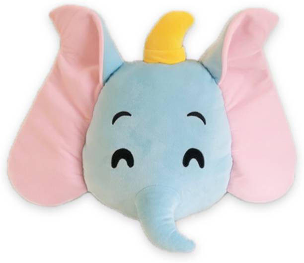 DISNEY Laughing Dumbo Emoji Face Plush 35 cm  - 35 cm