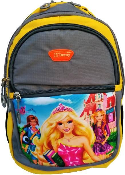 Inway Stylish Kid Waterproof School Bag for Kindergarten Nursery Play School  Pre- a5118eb9bff13