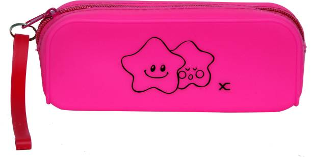 ERA INNOVATIVE GIFTING Best Selling School office Silicone pen  pencil  Cases bags Art EVA 7331cd8fc876d