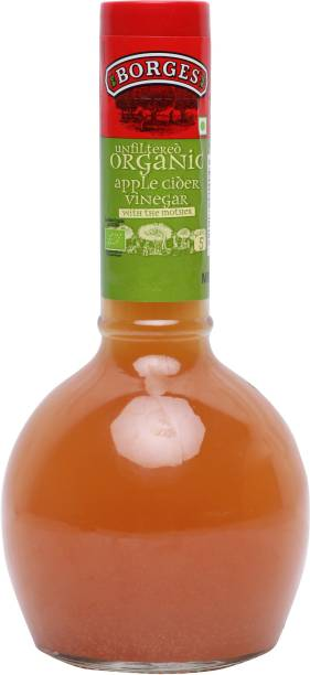 Borges Unfiltered Organic Apple Cider Vinegar