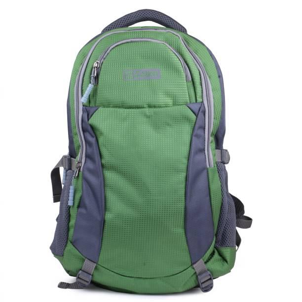 9308e81223d9 QT Sizzling Green Casual Bag Waterproof School Bag