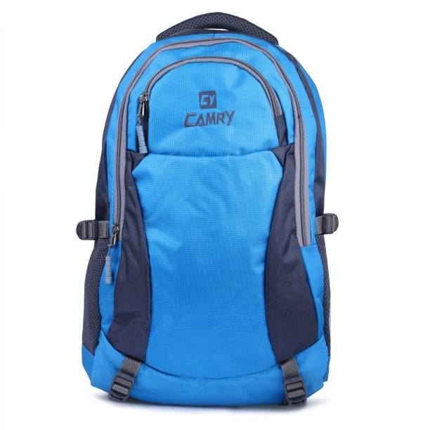 d9debe431ded QT Sizzling Blue School Bag Waterproof School Bag