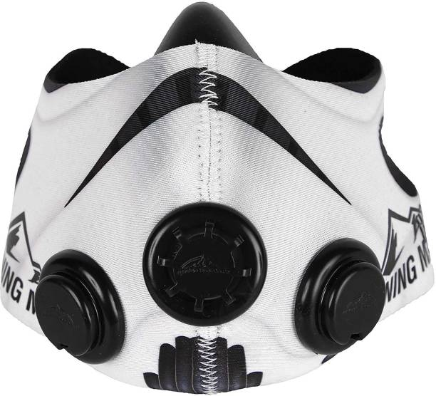 IRIS Fitness Training Mask with Three Resistance Valves Elevation Training Mask