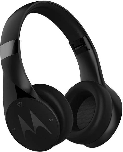 MOTOROLA Pulse Escape Plus with Google Assistant Bluetooth Headset