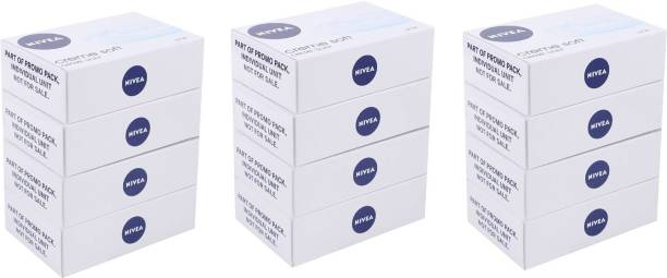 NIVEA creme soft soap (125gm x 4) (Pack of 3)