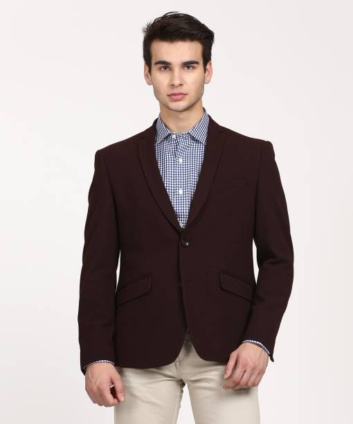 0b73fe0185c Casual Blazers - Buy Casual Blazers Online at Best Prices In India ...