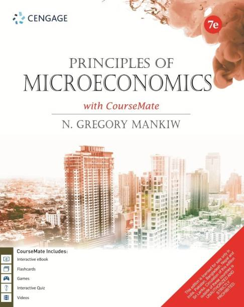 Principles of Microeconomics with Coursemate
