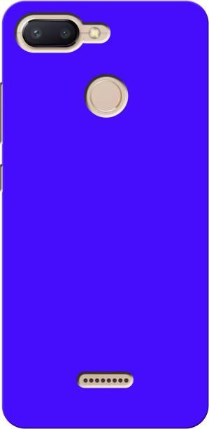 Kaina Back Cover for Mi Redmi 6