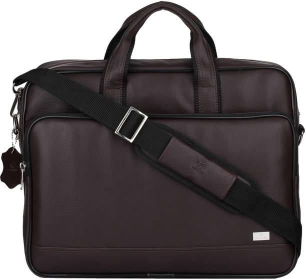 0400ec50adb1 Leather Messenger Bags - Buy Leather Messenger Bags online at Best ...
