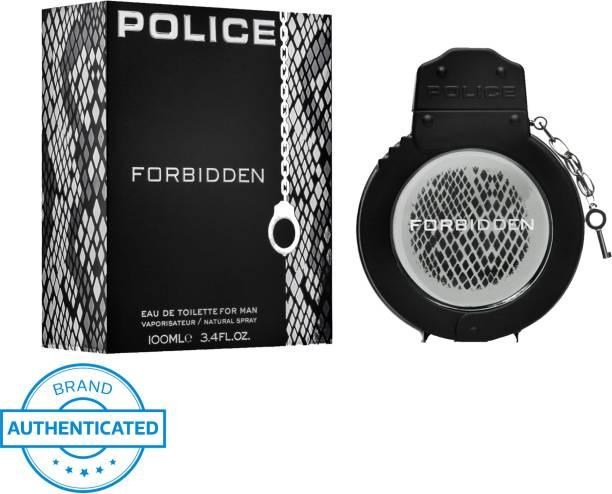 POLICE Forbidden Eau de Toilette  -  100 ml