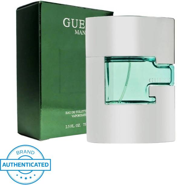 GUESS Man Eau de Toilette  -  75 ml
