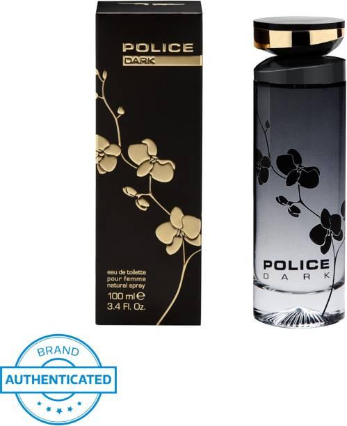 POLICE Dark Femme Eau de Toilette  -  100 ml