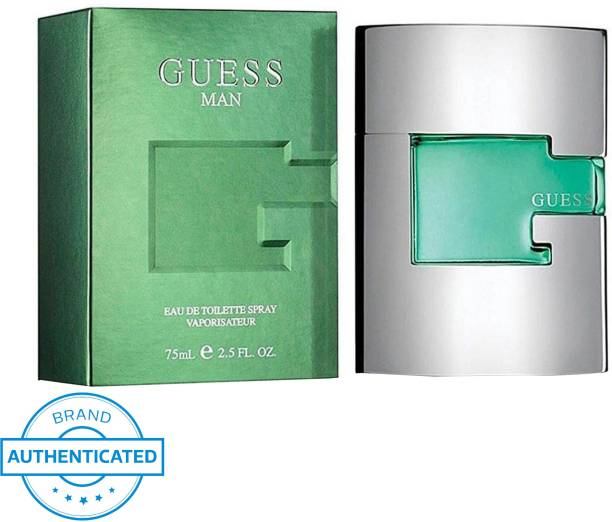 GUESS Men Eau de Toilette  -  75 ml