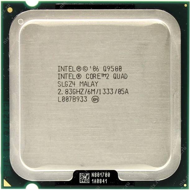 Intel Core 2 Quad Q9500 2.83 LGA 775 Socket 4 Cores Desktop Processor
