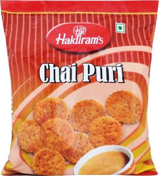 Haldiram's Chai Puri