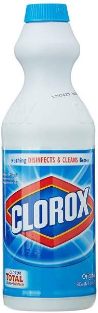 CLOROX Liquid Bleach Regular 500 ml Regular