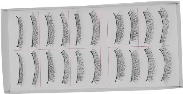 SYGA 10 Pair Eye Decoraton Lashes
