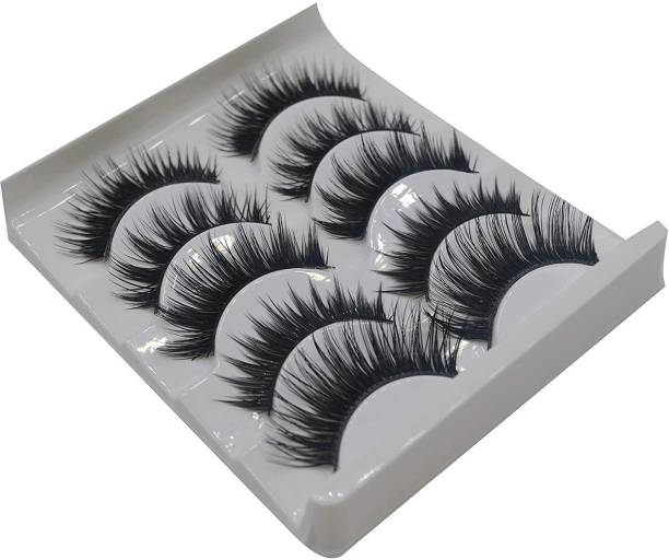 SYGA 5 Pair Eye Decoraton Lashes (Y-43)