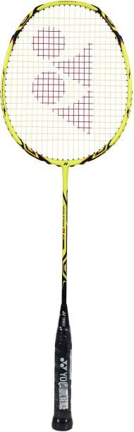 Yonex Voltric 8 E Tune Yellow, Black Strung Badminton Racquet