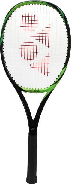 YONEX T Rqts E Zone 98A Green Strung Tennis Racquet