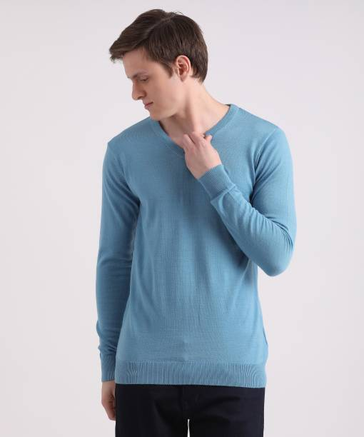 1b5a46defa71b9 Van Heusen Sweaters - Buy Van Heusen Sweaters Online at Best Prices ...