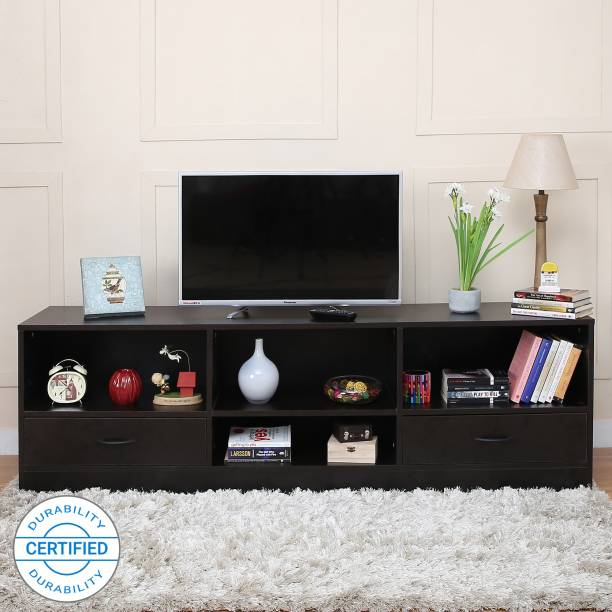 Home Full Bliss Engineered Wood TV Entertainment Unit