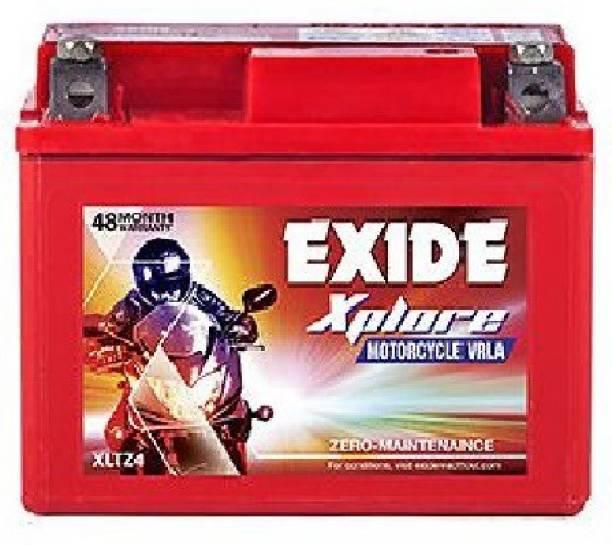 EXIDE XLTZ 4 4 Ah Battery for Bike
