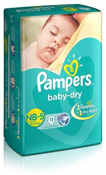 Pampers New Born S 11 - New Born