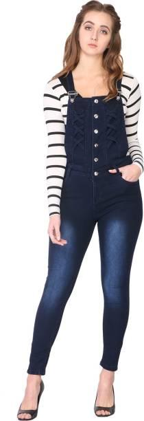 f318f996 Dungarees for Women - Buy Women Dungarees / Dangri Suit Online at ...
