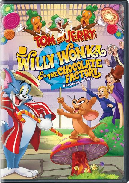 Tom and Jerry: Willy Wonka & the Chocolate Factory (Original Movie)