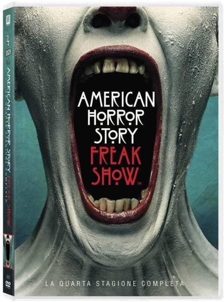 American Horror Story: The Complete Season 4 - Freak Show (4-Disc Box Set)