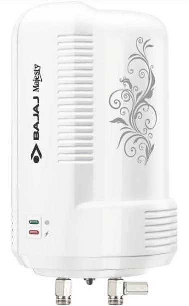 BAJAJ 3 L Instant Water Geyser (NEW MAJESTY, White)