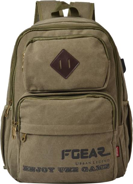 b8adadeec Canvas Backpacks - Buy Canvas Backpacks Online at Best Prices In ...