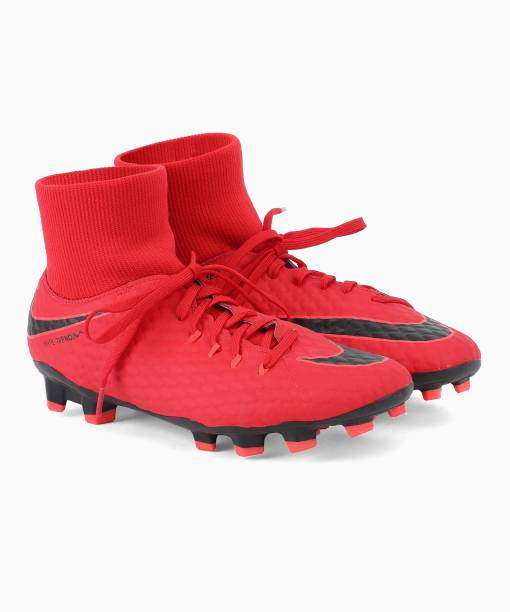 brand new a0acc 62216 Nike HYPERVENOM PHELON 3 DF FG Football Shoes For Men
