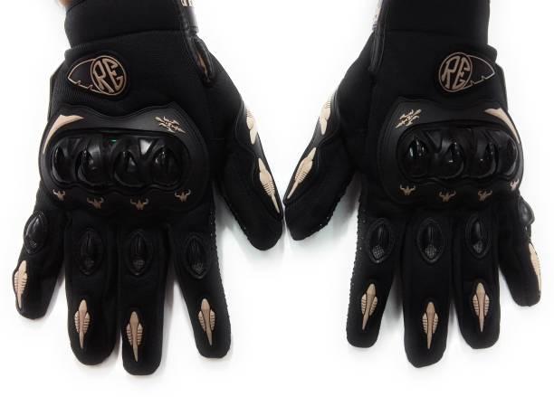 Pro Full Hand Gloves For Bullet Riding Riding Gloves
