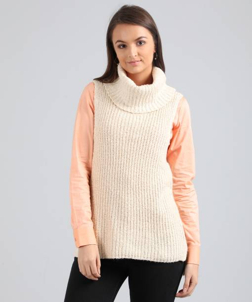 a01f058ef High Neck Sweater - Buy High Neck Sweater online at Best Prices in ...