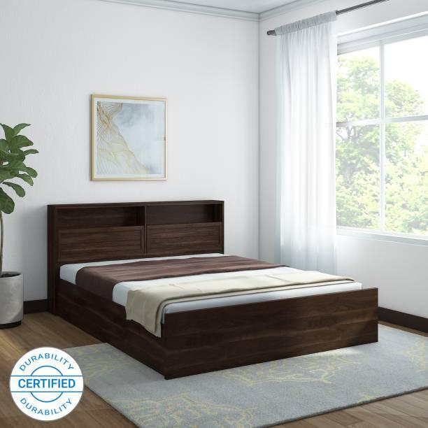 Hometown Alyssa Engineered Wood Queen Box Bed