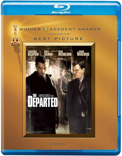 The Departed (2006) (Winner 4 Academy Awards Including Best Picture)