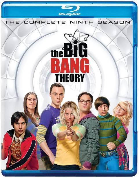 The Big Bang Theory: The Complete Season 9 (2-Disc Box Set)