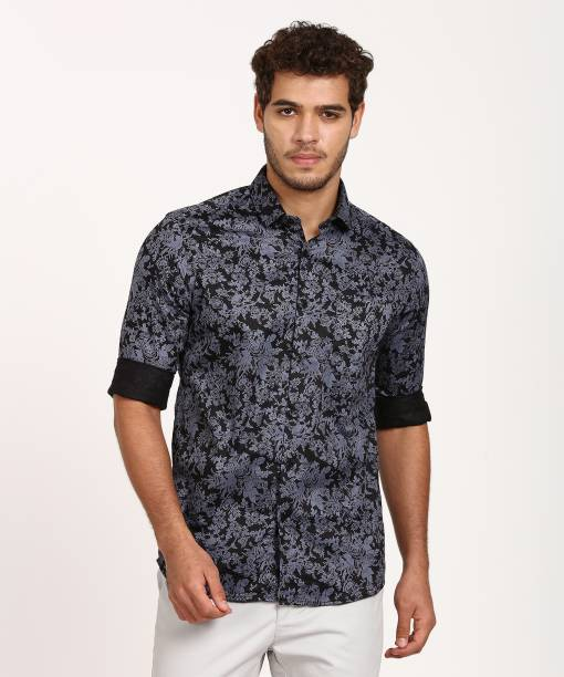 db29da90d1e7 Black Sparky Shirts - Buy Black Sparky Shirts Online at Best Prices ...